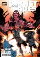 Planet of the Apes #11 - Children of Fire, Part 3