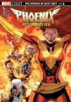 Phoenix Resurrection: The Return of (Adult) Jean Grey #1