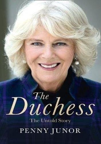 Okładka książki The Duchess. The untold Story