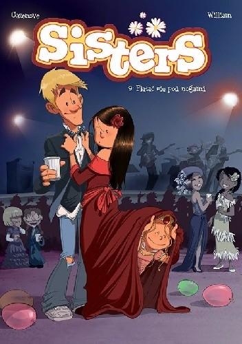 Okładka książki Sisters #9: Plątać się pod nogami