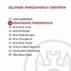 Krakowskie Przedmieście. Szlakiem warszawskich zabytków