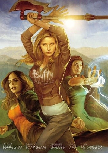 Okładka książki Buffy the Vampire Slayer: Season 8, Volume 1