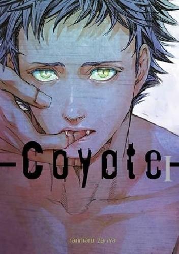 Okładka książki Coyote #1