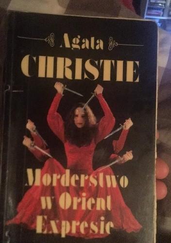 Okładka książki Morderstwo w Orient Expresie