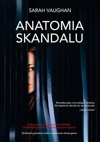 Okładka książki Anatomia skandalu