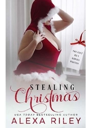Okładka książki Stealing Christmas
