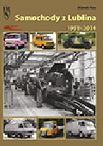 Okładka książki Samochody z Lublina