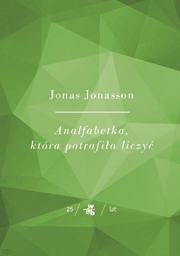 Okładka książki Analfabetka, która potrafiła liczyć