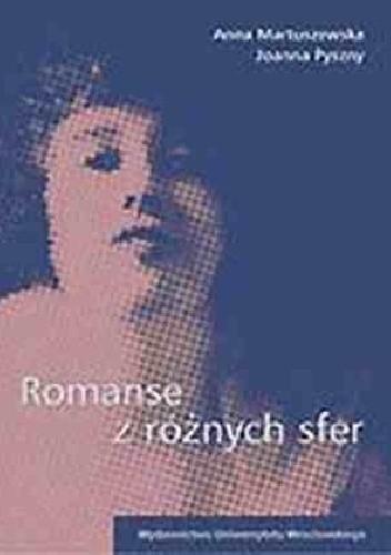 Okładka książki Romanse z różnych sfer