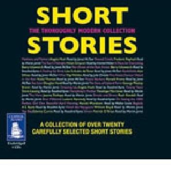 Okładka książki Short Stories The Thoroughly Modern Collection