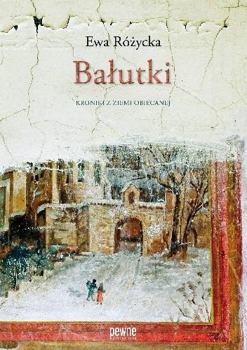 Okładka książki Bałutki