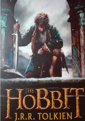 Okładka książki The Hobbit, or There and Back Again