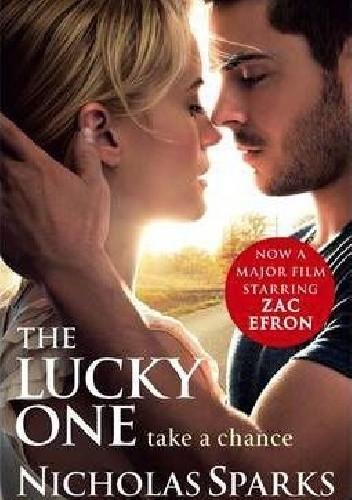 Okładka książki The Lucky One