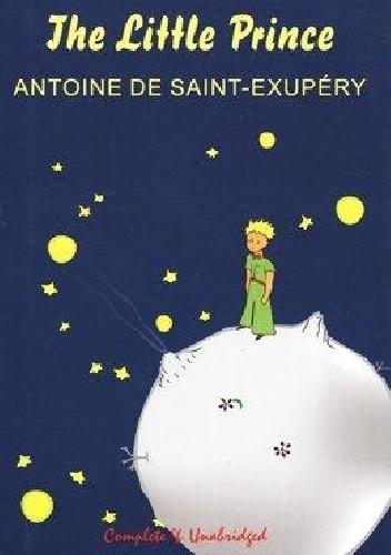 Okładka książki The Little Prince