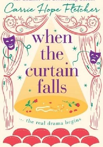 Okładka książki When the Curtain Falls