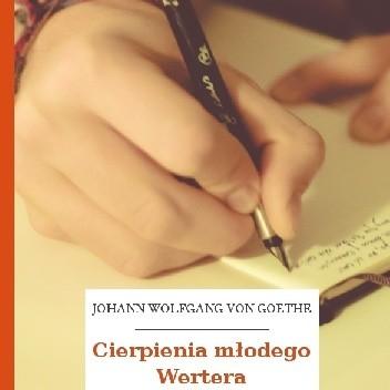 Okładka książki Cierpienia młodego Wertera