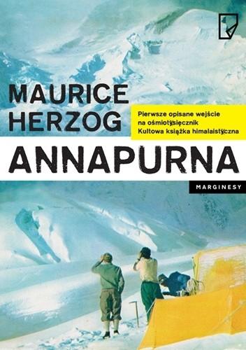 Okładka książki Annapurna