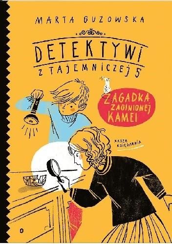 Okładka książki Zagadka zaginionej kamei