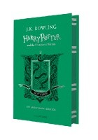 Harry Potter and the Chamber of Secrets – Slytherin Edition-Hardback