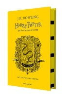 Harry Potter and the Chamber of Secrets – Hufflepuff Edition-Hardback