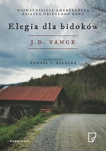 Okładka książki Elegia dla bidoków