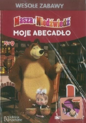 """Okładka książki Masza i Niedźwiedź """"I"""" Instrument"""