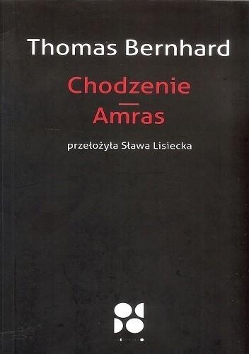 Okładka książki Chodzenie. Amras