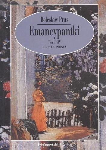 Okładka książki Emancypantki III i IV