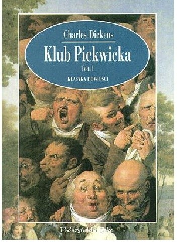 Okładka książki Klub Pickwicka