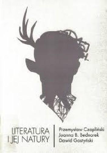 Okładka książki Literatura i jej natury
