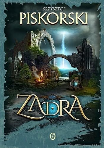Okładka książki Zadra