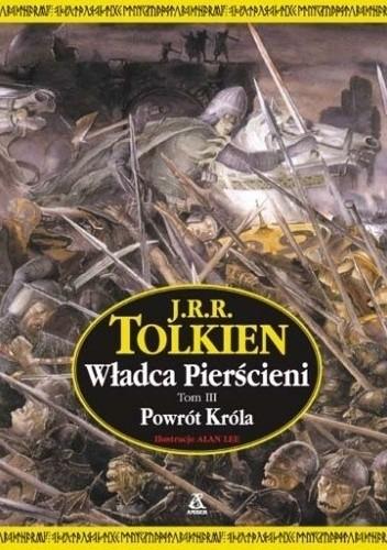 Okładka książki Władca Pierścieni. Powrót Króla