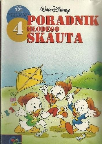 Okładka książki Poradnik Młodego Skauta 4