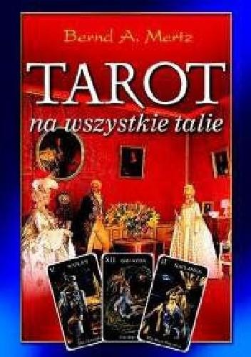 Okładka książki Tarot na wszystkie talie