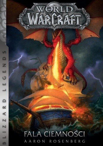 Okładka książki World of Warcraft: Fale ciemności