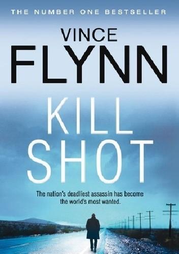 Okładka książki Kill Shot