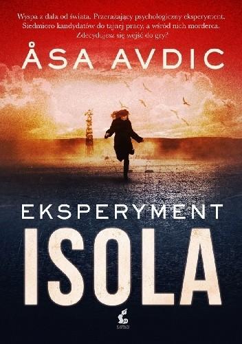 Okładka książki Eksperyment Isola