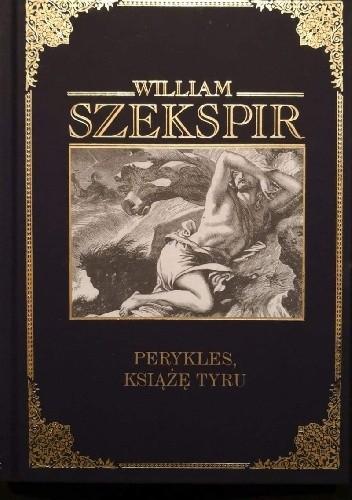Okładka książki Perykles, książę Tyru
