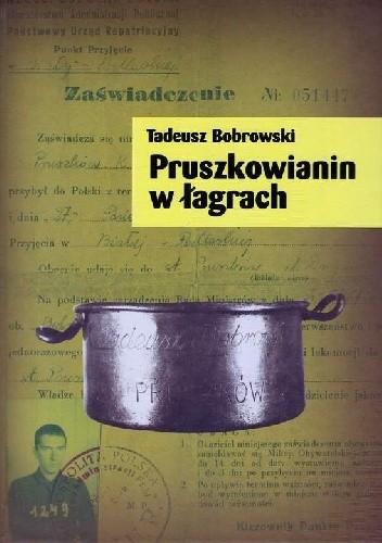 Okładka książki Pruszkowianin w łagrach
