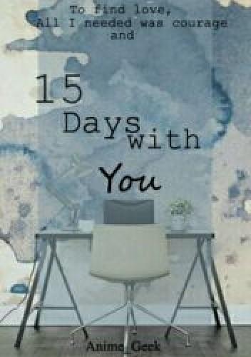 Okładka książki 15 Days With You