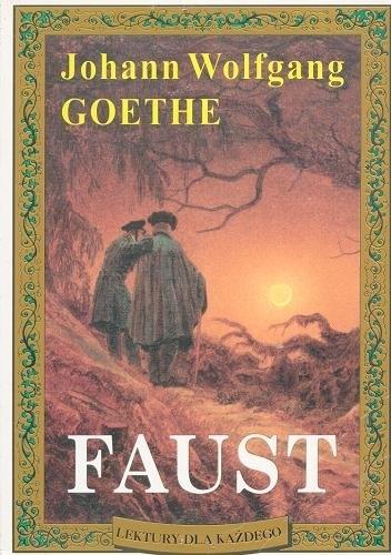 Okładka książki Faust część pierwsza