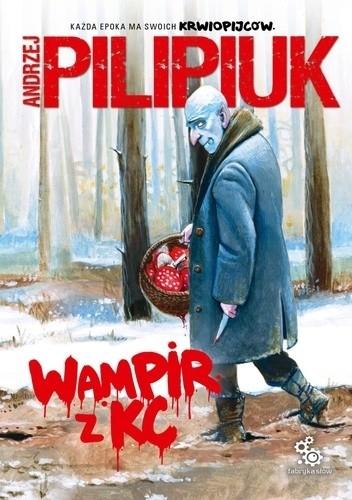 Okładka książki Wampir z KC