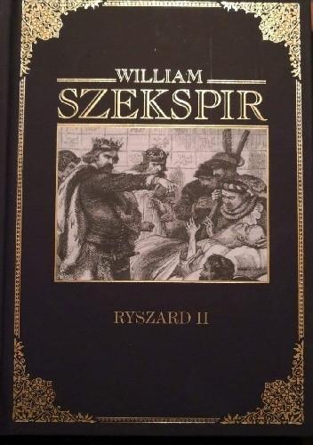 Okładka książki Ryszard II