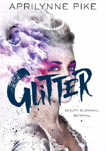 Okładka książki Glitter