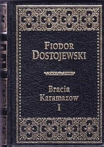 Okładka książki Bracia Karamazow  T.1