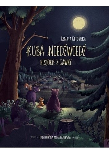 Okładka książki Kuba Niedźwiedź. Historie z gawry