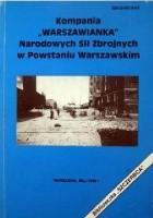 """Kompania """"Warszawianka"""" Narodowych Sił Zbrojnych w Powstaniu Warszawskim"""