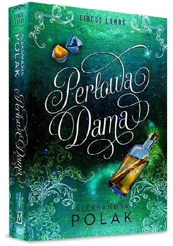 Okładka książki Perłowa Dama