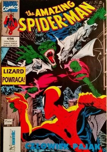 Okładka książki The Amazing Spider-Man 4/1994