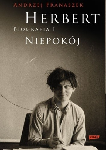 Okładka książki Herbert. Biografia I. Niepokój